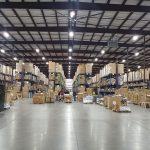 Iluminando Facilidades de Manufactura y Logística