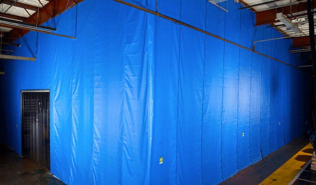SZ-Acoustic-Curtain-Walls